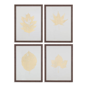 Bassett Mirror Company Gold Foil Leaf Set