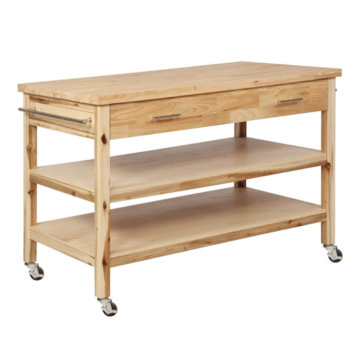 Powell Lovett Kitchen Cart