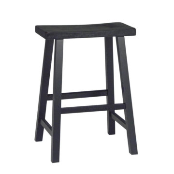Black Amp Cherry 29 H San Remo Bar Stool Furnishings Warehouse