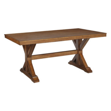 Canyon Solid Top Table