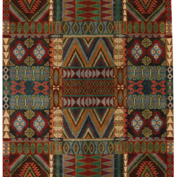 Capel Rugs Great Plains Multi Rug