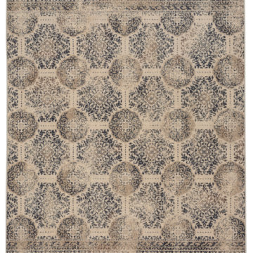 Capel Rugs Metropolis Carthage Smoky Blue Rug