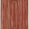 Capel Rugs Homecoming Rosewood Red Rectangle Rug