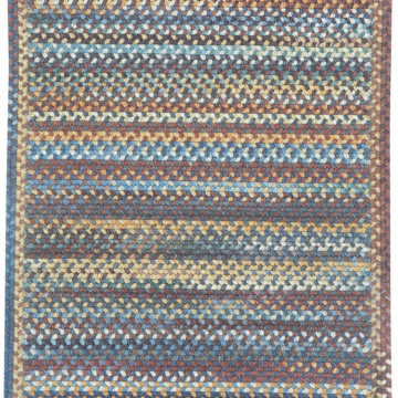 Capel Rugs American Legacy Slate Blue Rectangle Rug