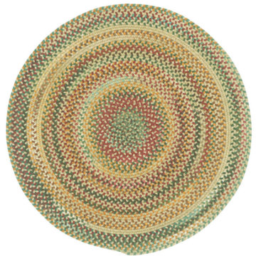 Capel Rugs Bear Creek Wheat Oval Rug