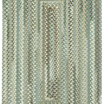 Capel Rugs Bear Creek Olive Branch Rectangle Rug