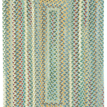 Capel Rugs Bear Creek Misty Blue Rectangle Rug