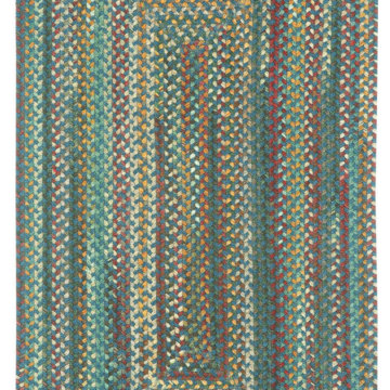 Capel Rugs Bear Creek Deep Blue Rectangle Rug