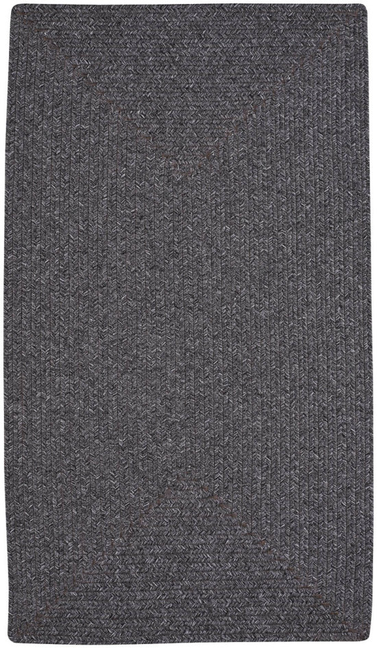 Capel Rugs Simplicity Metal Rectangle Rug