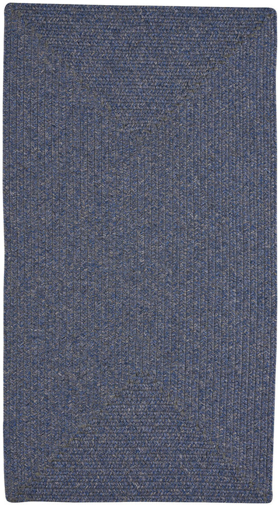 Capel Rugs Simplicity Water Rectangle Rug